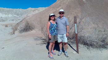 San Andreas Fault Jeep/SUV Tour