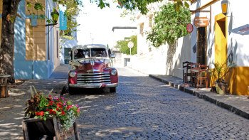 Colonia del Sacramento Small-Group Tour