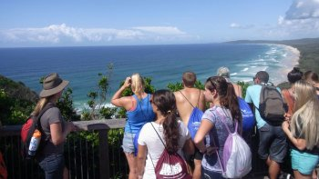 Half-Day Byron Bay Tour