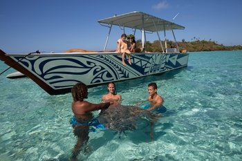 Private Polynesian Island Half-Day Tour