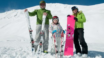 Ski or Snowboard Rental