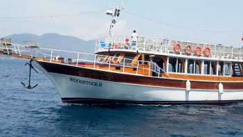 Marmaris Coast All-Inclusive Cruise