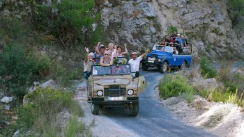 Bozburun Peninsula & Marmaris National Park 4x4 Safari