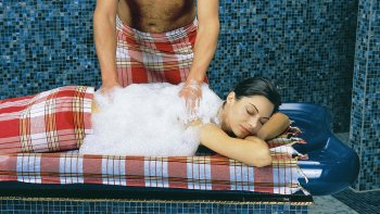 Turkish Baths Experience with Hotel Transfer