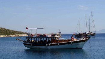 Bodrum Coast Cruise & Lunch
