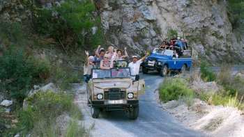 Jeep Safari Full-Day Experience