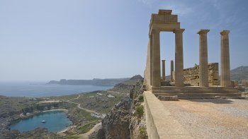 Private Shore Excursion: HD Lindos Tour