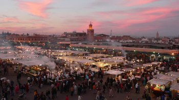 Private Full-Day Tour of Marrakech with Dinner & Show