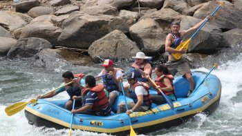 Half-Day Animas River Rafting Trip
