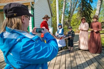 Fort Edmonton Park Admission