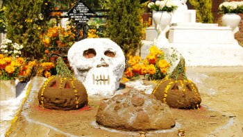 Day of the Dead Tour at Xochimilco