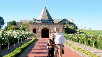 Private Barossa Valley & Adelaide Hills Tour