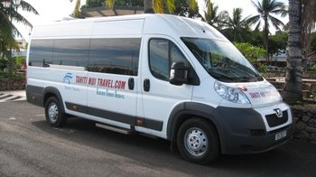 Shared Shuttle: Papeete Airport (PPT)