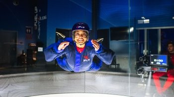 Indoor Skydiving Experience at Woodlands