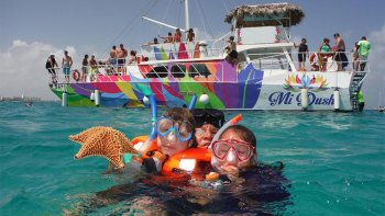 Taste of Aruba Snorkeling Adventure