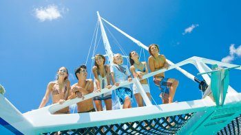 Tweens & Teens Catamaran Cruise