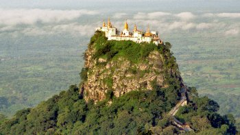 Private Half-Day Mount Popa Tour