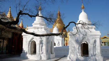 Private Full-Day Mingun & Mandalay Tour