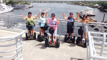 Segway Tour of Fort Lauderdale