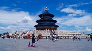Tiananmen Square, Forbidden City & Temple of Heaven Tour
