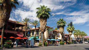 Palm Springs Day Trip with Outlet Shopping