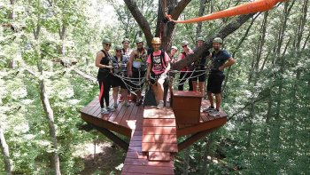 Introduction to Ziplining
