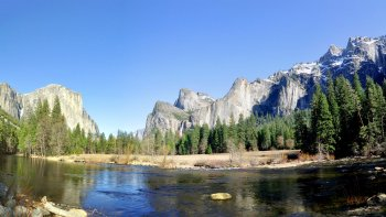 Dagstur til Yosemite National Park