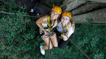Flight of the Gibbon Chiang Mai, Zip line Adventure