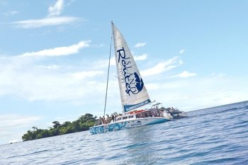 Catamaran Cruise with Beach Activities