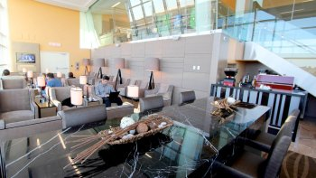 Plaza Premium Lounge at Edmonton International Airport (YEG)