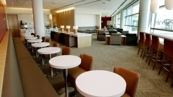 Plaza Premium Lounge op Toronto Pearson International Airport (YYZ)