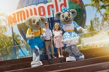 Dreamworld, WhiteWater World & SkyPoint 7-Day Ticket