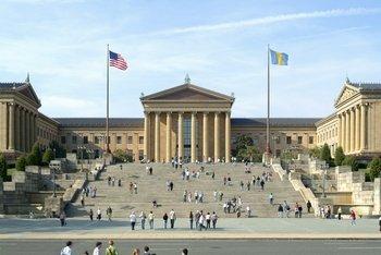 Tickets, museos, atracciones,Entradas a atracciones principales,Museo de Arte de Filadelfia