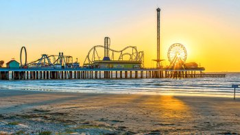 Galveston Island Visit with City Tour
