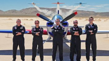Top Gun Stunt Pilot Flying Lesson