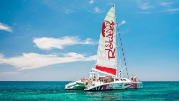Adults Only Reggae Catamaran Cruise