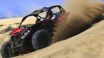 Beach & Desert UTV Adventure