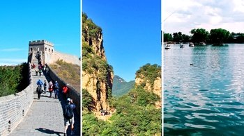 Private Great Wall, Mountain & Lake Tour
