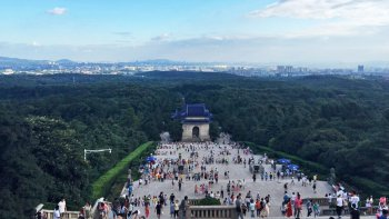 Private Day Tour to Nanjing from Shanghai