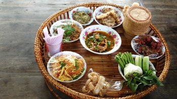 Chiang Mai Evening Street Food Walking Tour