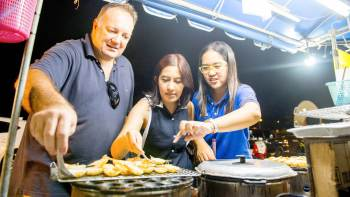 Street Food Walking Tour