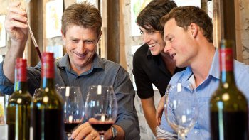 Personal Wine Blending Experience at d'Arenberg