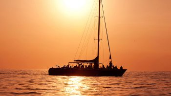 Antigua Sunset Cruise