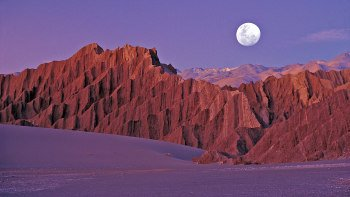 Half-Day Excursion with Sunset Experience at the Moon Valley