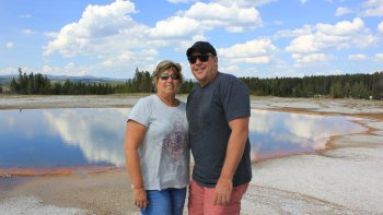 Self-Guided Tour of Grand Teton from West Yellowstone