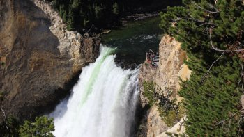 Self-Guided Yellowstone Upper Loop Tour from Cody