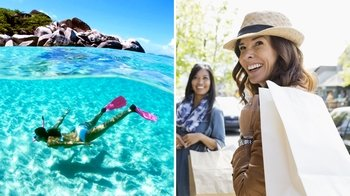 Ultimate Snorkelling & Bridgetown Shopping