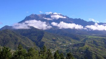 Mount Kinabalu & Poring Rainforest Excursion