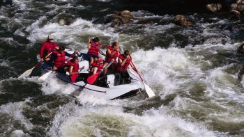 Padas River Rafting Adventure