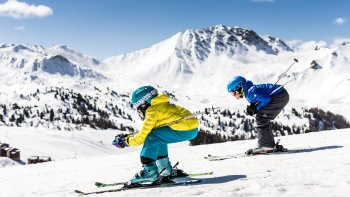 Les Menuires Ski Rental Evolution Package